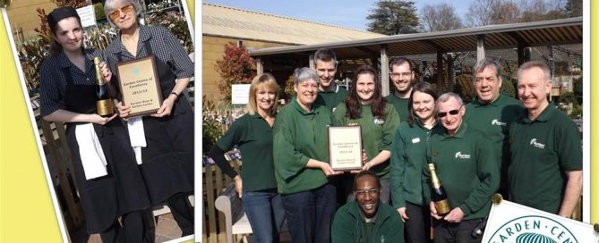 Garden Centre of Excellence 2014 - Burston Garden Centre