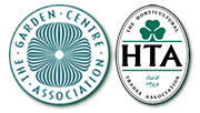 HTA and GCA accreditation logos - Busrton Garden Centre