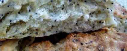 Scone of the Week - Lemon and Poppy Seed
