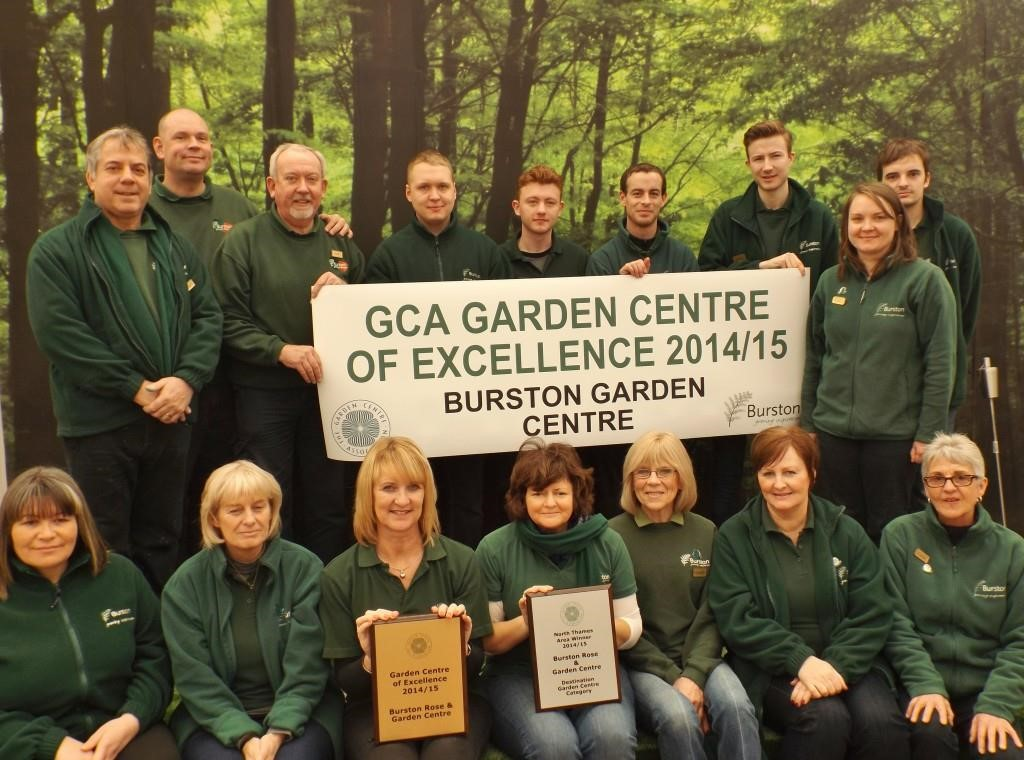 Burston Garden Centre - Award Winning Garden Centre St. Albans Herts.