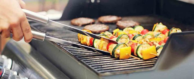 BBQ Furniture and equipment sale at Burston Garden Centre
