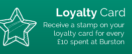 Burston Garden Centre Loyalty Scheme