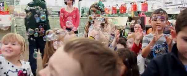 Burston Halloween Bubbles