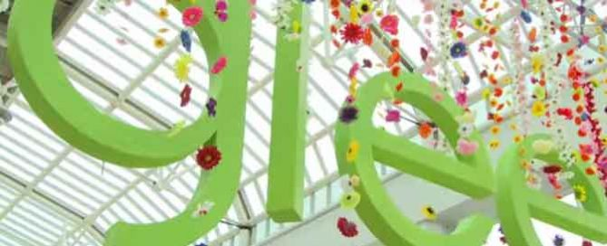 Burston Garden Centre attend Glee Birmingham