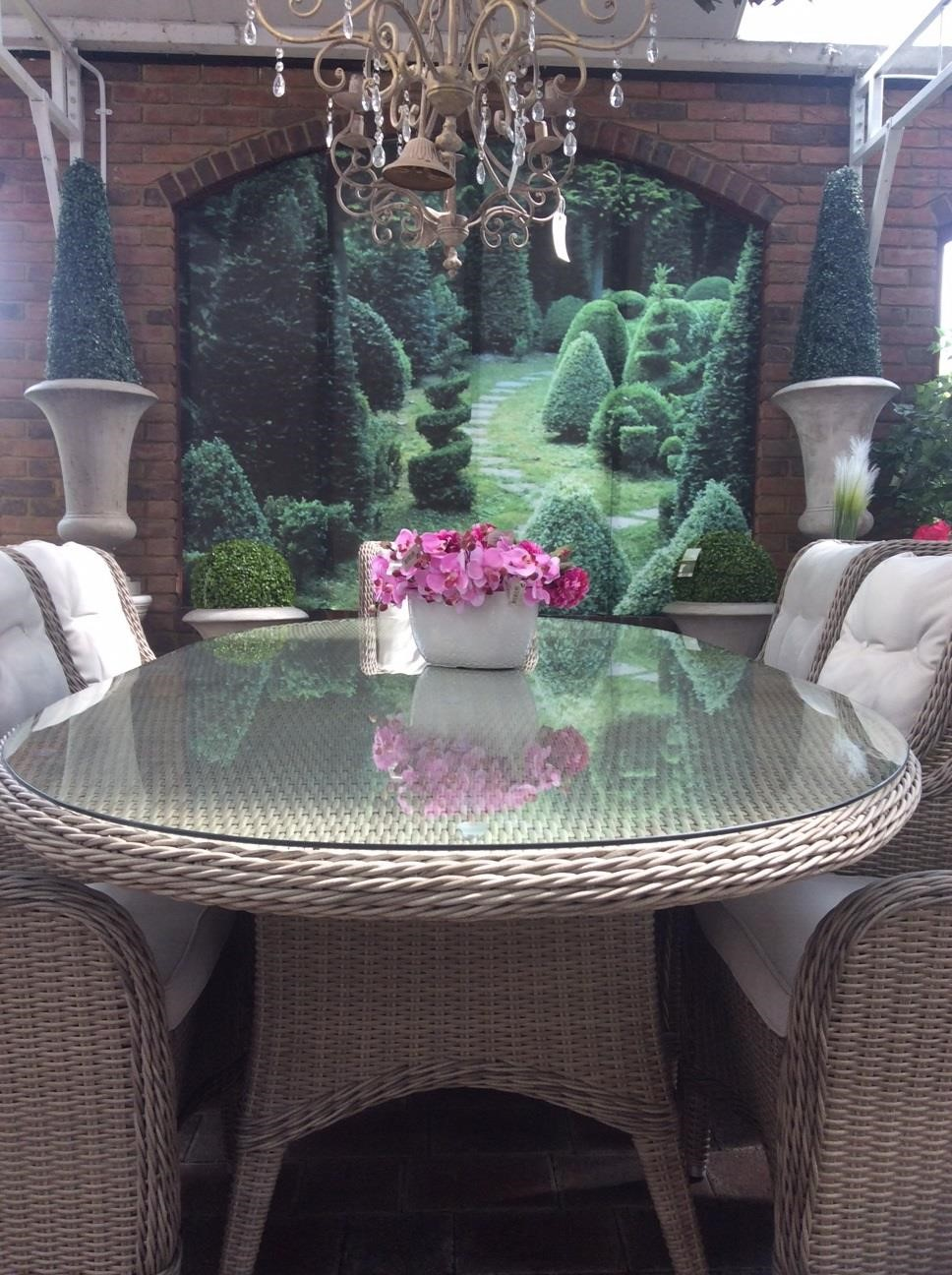 Outdoor Dining Table and Chairs - BBQ Sale at Burston Garden Centre