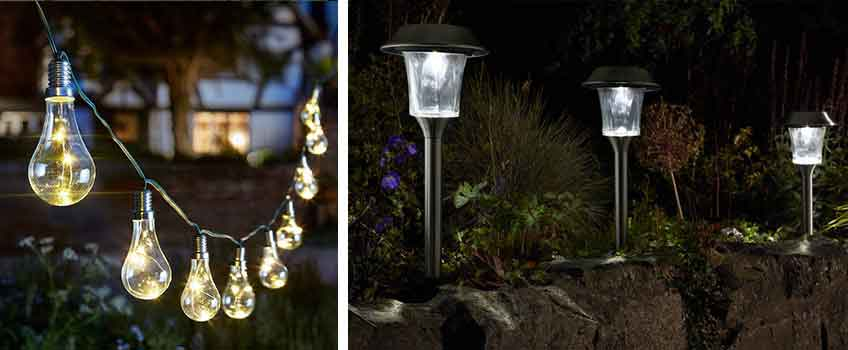 Solar Lighting for your Garden