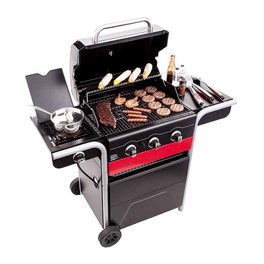 BBQ Furniture - Burston Garden Centre - BBQ gas