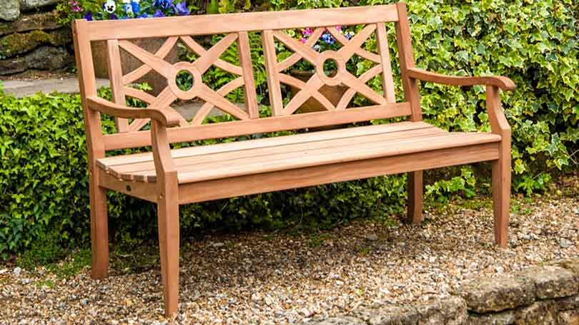 BBQ Furniture - Burston Garden Centre - Heritage Bench