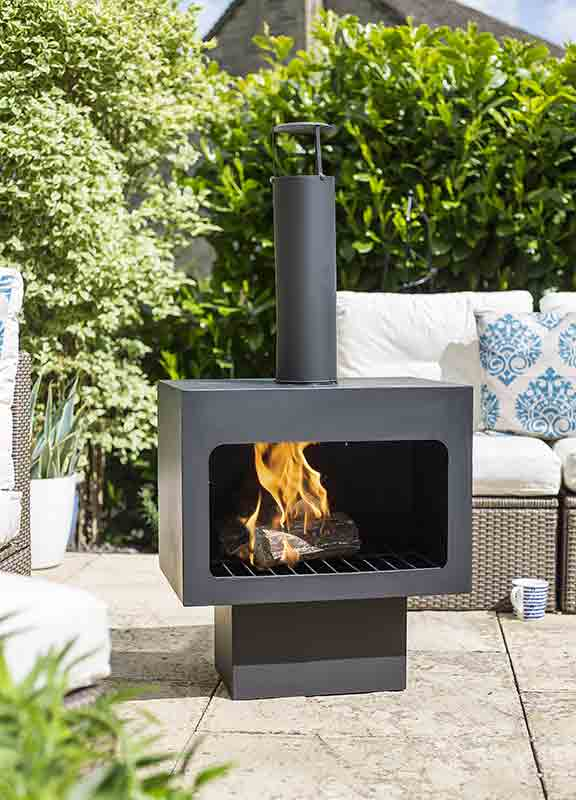 BBQ Furniture - Burston Garden Centre - kimera chiminea