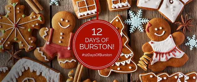 Burston Christmas Banner