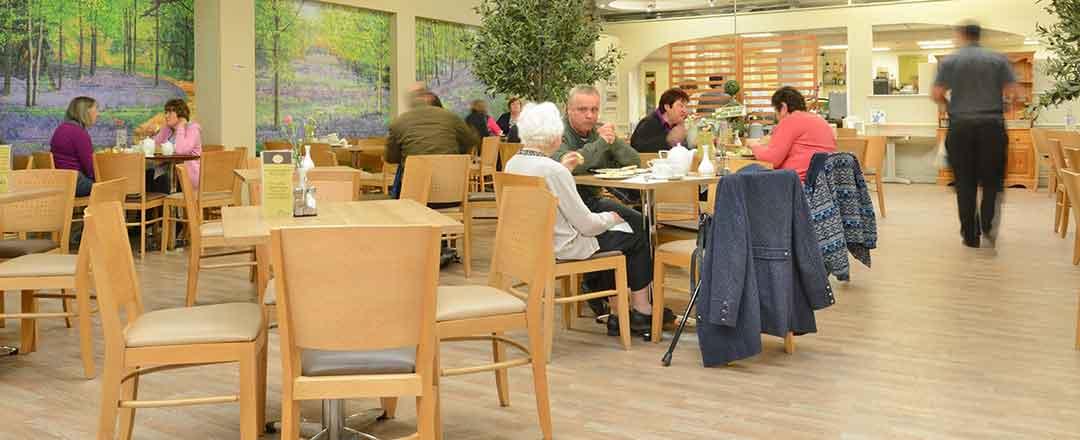 Burston Garden Centre - Restaurant
