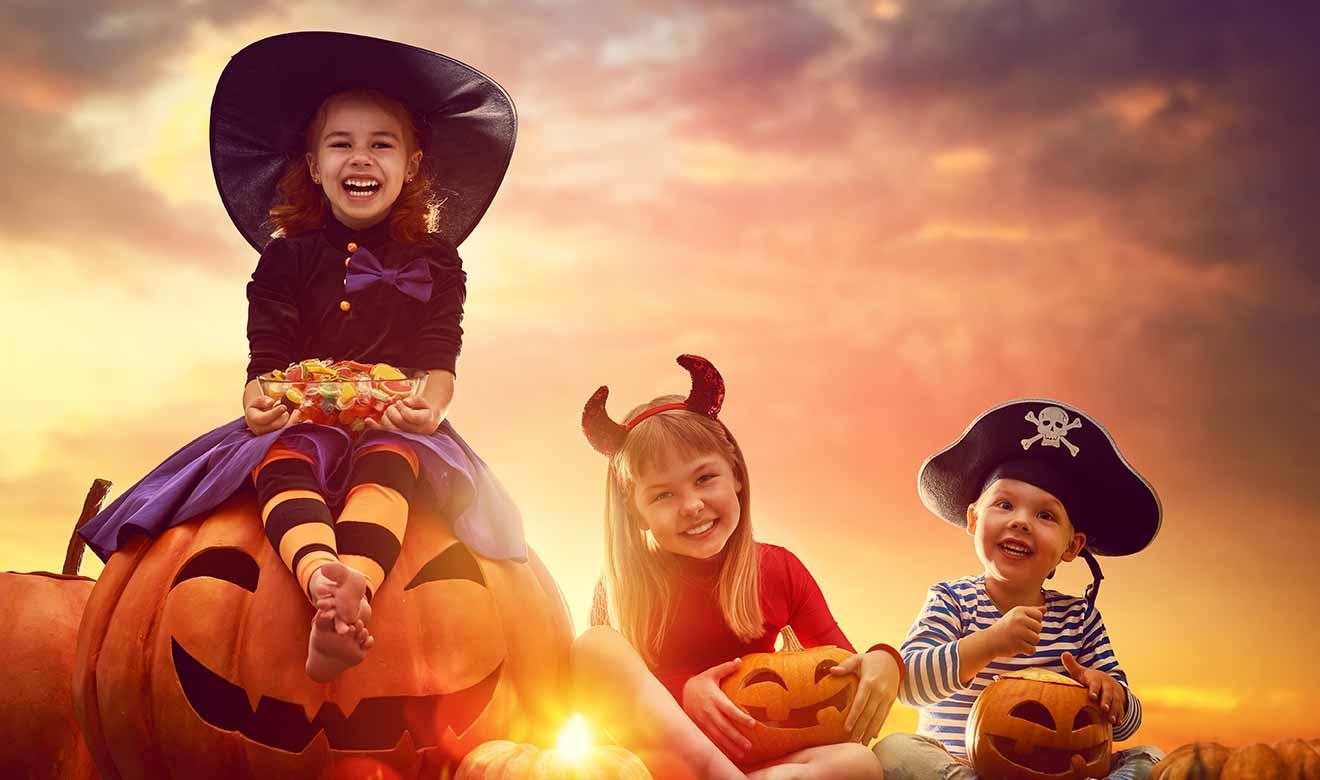 Burston Pumpkin Patch Kids Event