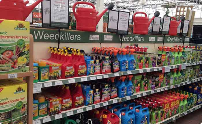 Garden Care - Burston Garden Centre - Chemicals