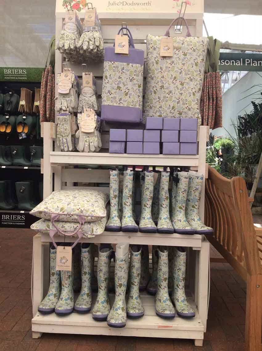 Garden Care - Burston Garden Centre - Gloves and Boots