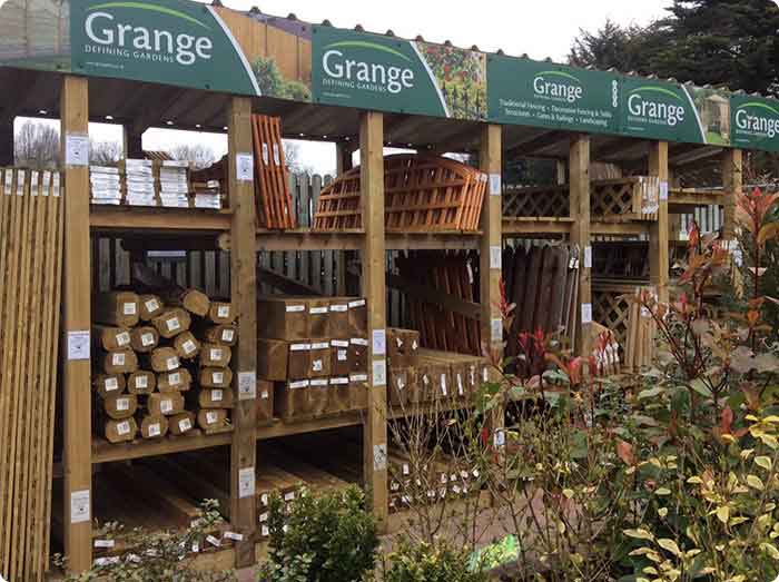 Garden Care -Burston Garden Centre - Grange