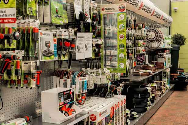 Garden Care - Burston Garden Centre - Irrigation