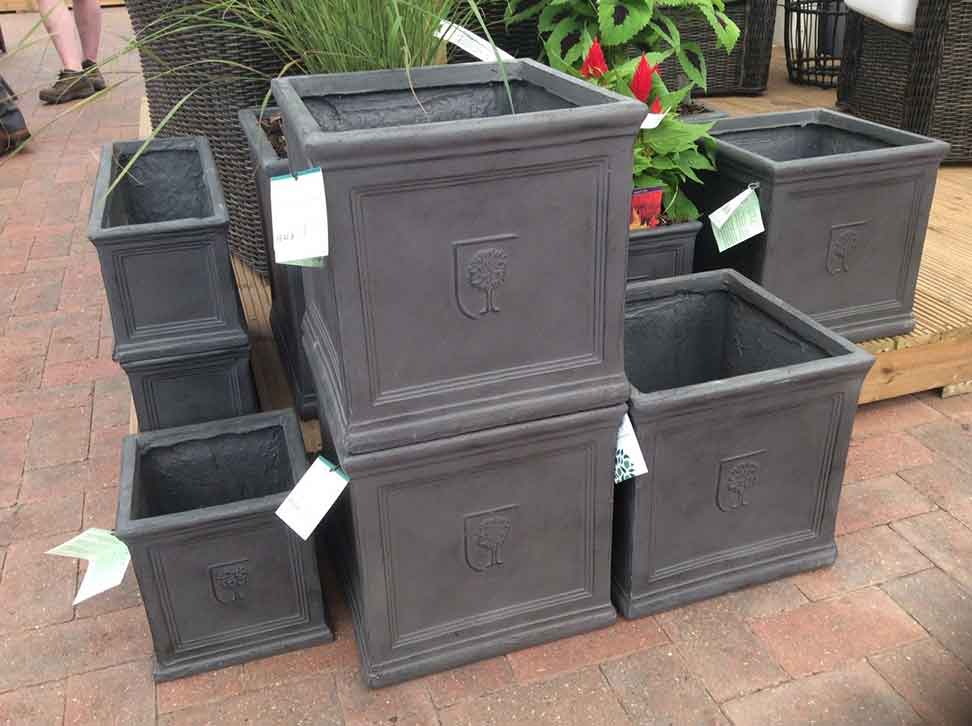Garden Care - Burston Garden Centre Planters and Pots