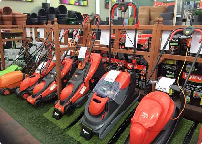 Garden Care - Burston Garden Centre - Tools & Machinery