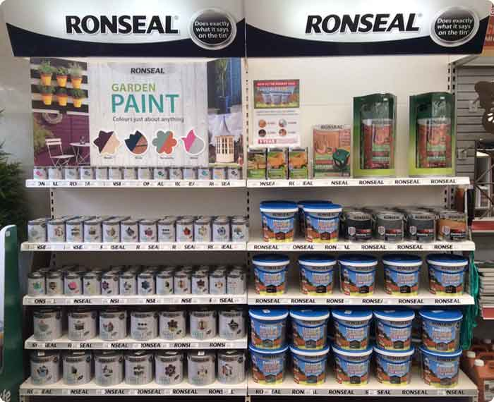 Garden Care - Burston Garden Centre - Treatments & Preservatives Ronseal