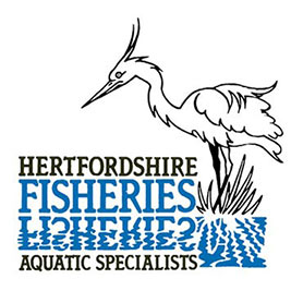 Hertfordshire Fisheries Logo