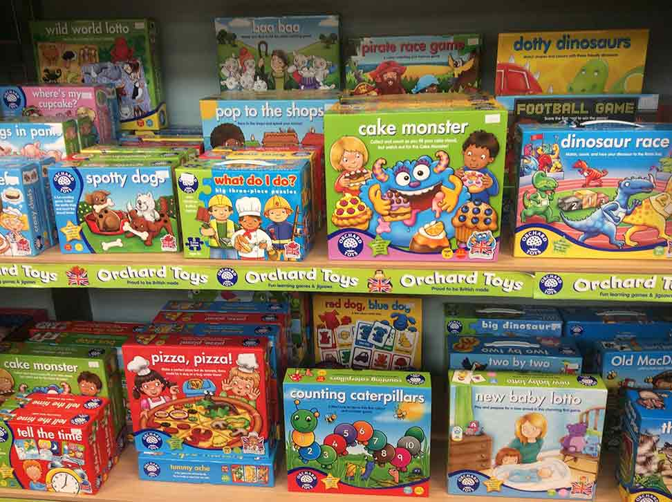 Indoor Living - Children's Toys
