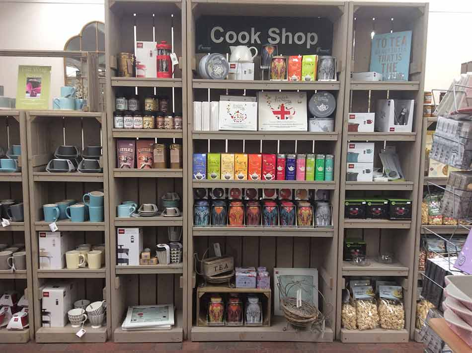 Indoor Living - Food and Cook Shop