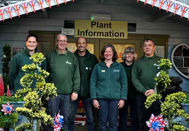 Plants at Burston Garden Centre - Meet the Plants Team