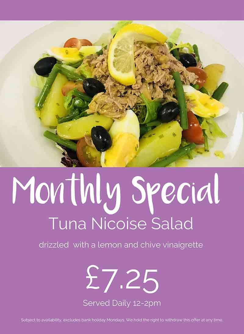 Special Offers Restaurant - September