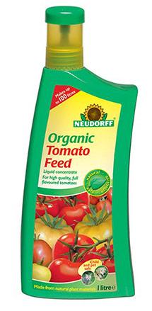 Tomato Week Special Offers - Neudorff Organic
