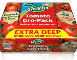 Tomato Week Special Offers - Tomato Grow Pack
