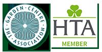 HTA & GCA logo - Burston Garden Centre
