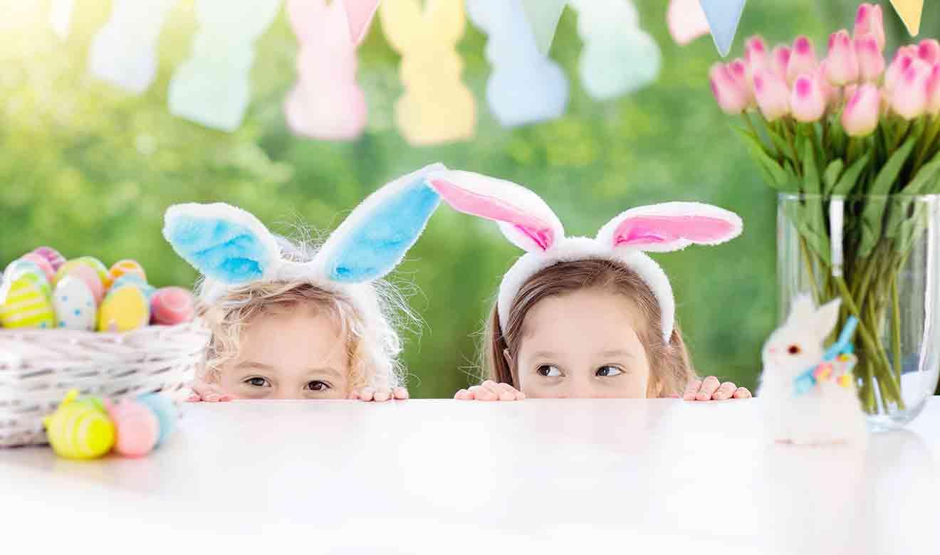 Easter Holiday Kids Activities at Burston Garden Centre