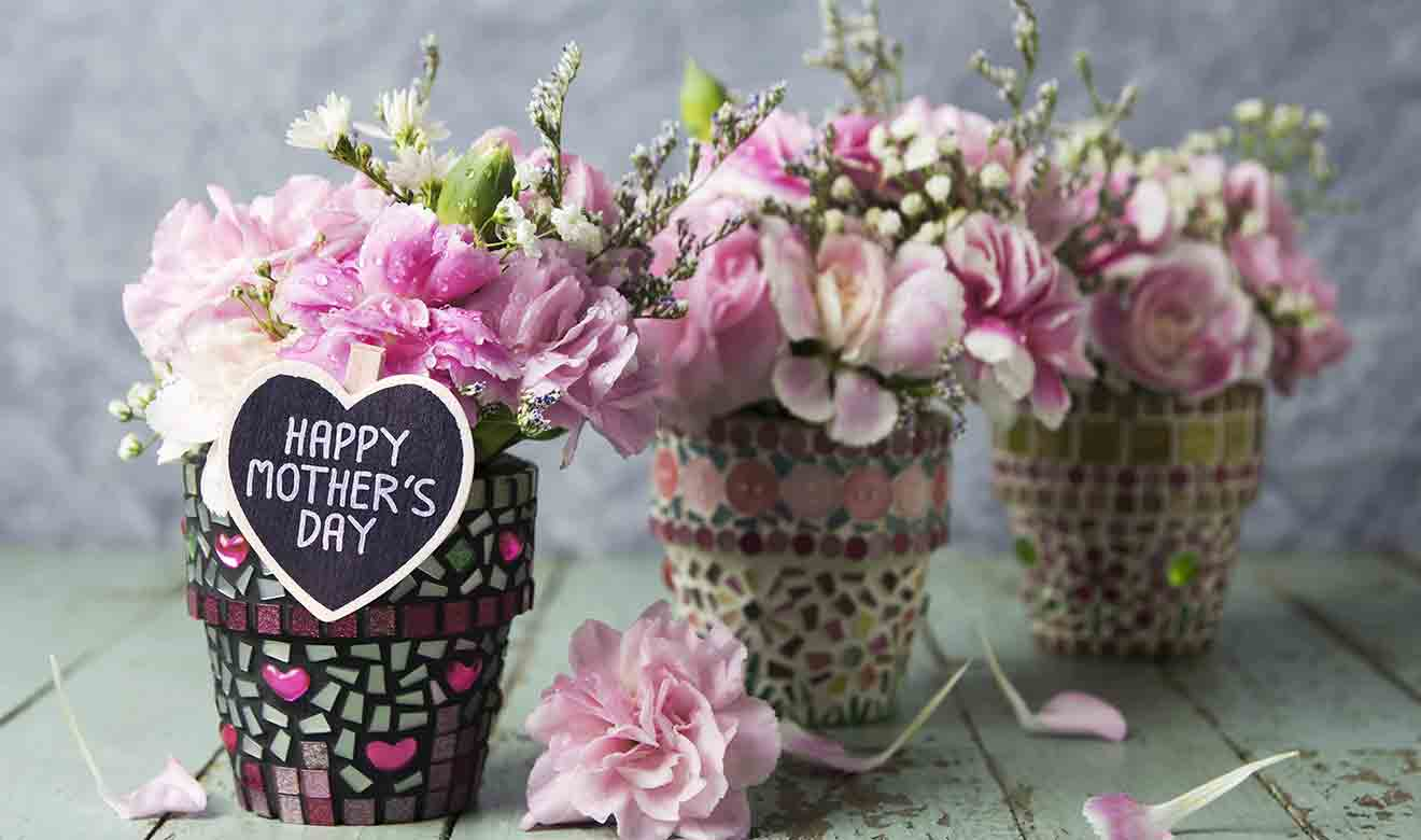 Mothers Day at Burston Garden Centre