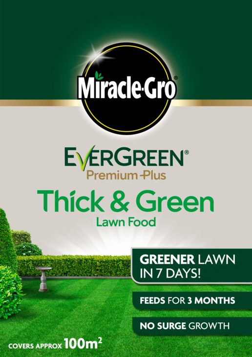 Evergreen Premium Plus - Thick and Green Lawn Food