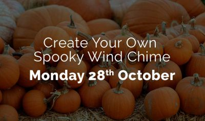 Create your own spooky -wind chime - 28th October