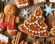 Kids Corner - Christmas Gingerbread Men