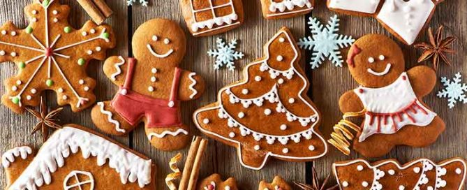 Kids Corner - Christmas Gingerbread Men