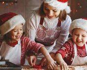 Christmas baking - Burston blog