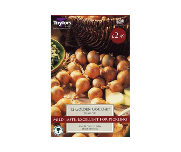 Onions/Shallots/Garlic sets in stock now from: £1.99