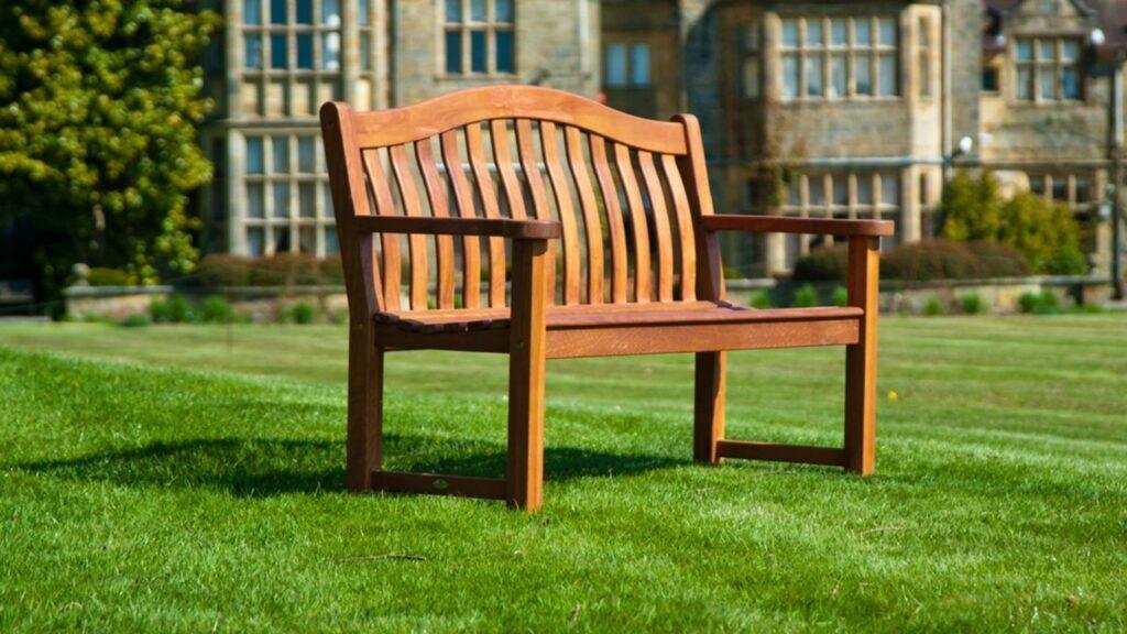BBQ Furniture - Burston Garden Centre - Heritage Bench
