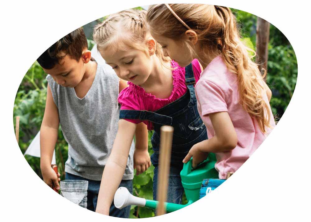 Kids Gardening National Children's Gardening Week 2021