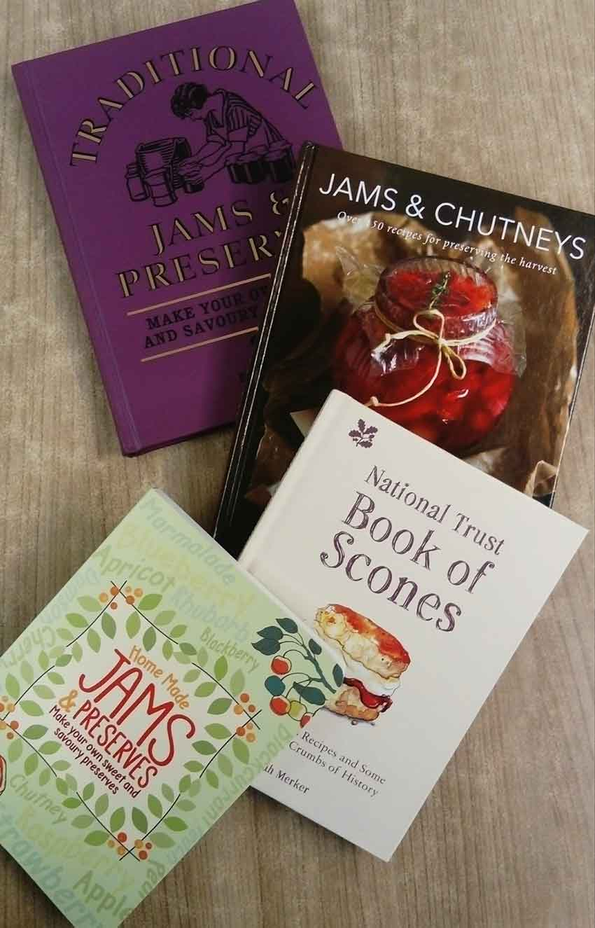 Preserve and relish your harvest with these recipe books - in store now!